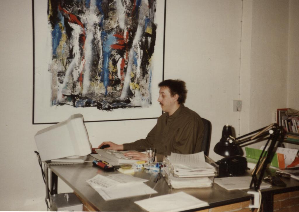 SLC Schreibtisch